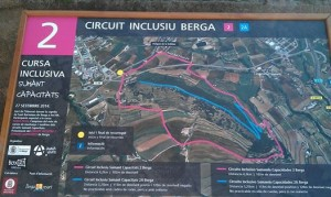 Circuit inclusiu Berga